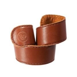 Serre-pantalon en cuir 9,95€